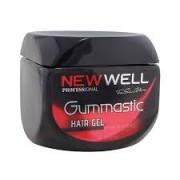 NEW WELL GUMA DE PAR, GUM MASTIC HAIR GEL 250 ML