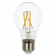V-TAC Lampadina LED E27 4W Bulbo A60 Filamento Incrociato Dimmerabile
