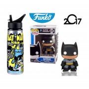 Termo E Vinyl Y Batman Funko Series Animadas Robin & Batman