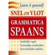 Deltas taalboek Learn it yourself Grammatica Spaans