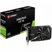 MSI Video Card NVidia GeForce GTX 1650 AERO ITX 4G OC GTX_1650_AERO_ITX_4G_OC