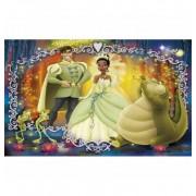 Puzzle 104 Princesa Tiana Disney - Clementoni