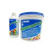 MAPECOAT I 24 Vopsea pe baza de rasina epoxidica bicomponenta pentru protectie antiacida RAL 7035 6kg