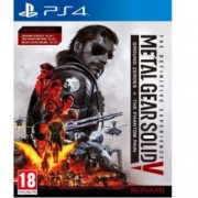 Metal Gear Solid V: The Definitive Experience, за PS4