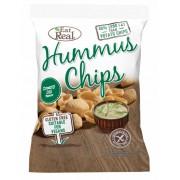 Eat Real Csicseriborsó Chips Tejszínes Kapros 45 g