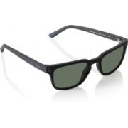Gant Rectangular Sunglasses(Green)