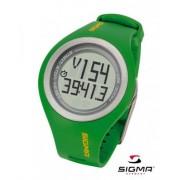 SIGMA PC 22.13 man green (Pulzmetre)