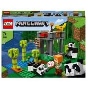 Lego 21158 Minecraft Der Panda-Kindergarten