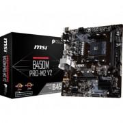 MSI P?yta g?ówna B450M PRO-M2 V2 s.AM4 2DDR4 VGA/DVI/HDMI M.2 m-ATX
