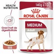 Hrana Royal Canin Medium Adult,140 g