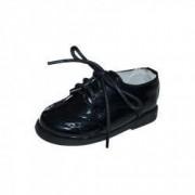 Pantofi eleganti pentru copii MRS S10M Negru 18