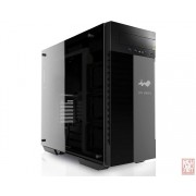 "IN-WIN 509, E-ATX Full Tower, no PSU, 1x5.25"", 5x3.5"", 4x2.5"", 3xEZ-Swap, Tempered Glass, Black-Gray"