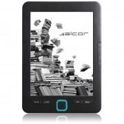 "Alcor Myth 6"" E-Ink E-Book olvasó 8GB - fekete"