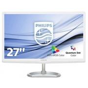Philips 276e6adss/00 68,6 cm (27 inch) monitor (VGA, DVI, HDMI, 1920 x 1080, 60 Hz) Wit
