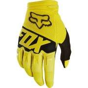 Fox Dirtpaw Race Youth Guantes Amarillo S