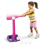Little Tikes T-Ball Set, Pink, 5 Ball Amazon Exclusive