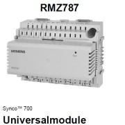 RMZ787 - EIB KNX Universalmodul, Synco 700, RMZ787