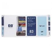 HP 83 - C4964A cabezal UV cian claro