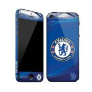 Club Licensed Chelsea iPhone 5 Sticker - een Maat