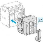 Circuit breaker compact ns1000n - 1000 a - 4 poles - drawout - without trip unit - Intreruptoare automate de la 15 la 630a compact ns 630a - Ns630b...1600 - 33394 - Schneider Electric