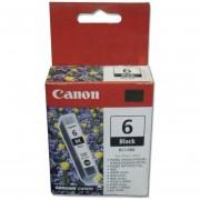 Cartucho De Tinta Canon BCI-6BK Rendimiento Estadar 100% Nuevo Y Original De Color-Negro