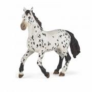 Papo Dravende Appaloosa paard plastic 13 cm