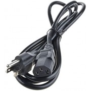 Accessory USA AC in Power Cord Outlet Socket Cable Plug Lead for Acer K202HQL bd K212HQL BD UM.LX2AA.001 LED Backlight LCD Monitor