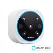 Auna Intelligence Plug Altavoz con enchufe Inalámbrico Alexa-Voice Control BT (KC6-Intellig plug WH)