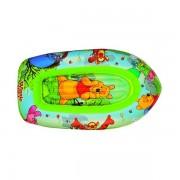 Barca gonflabila Winnie the Pooh pentru copii