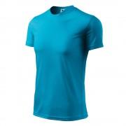 Детска тениска Fantasy коралово синьо