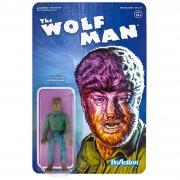 Super7 Figura El Hombre Lobo Universal Monster ReAction Wave 4 (10 cm) - Super7