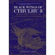 Titan Books Black Wings of Cthulhu 3 - S.T. Joshi