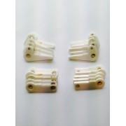 Ceramic Carpet Sample Scissor Blades (per set)