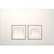 Clapeta actionare rezervor Wc incastrat Geberit Delta 50 alb alpin -115.135.11.1