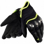 Dainese X-Run Black / Yellow Fluo