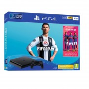 Consola Sony Ps4 Playstation 4 1tb Slim + Joystick + Fifa 2019