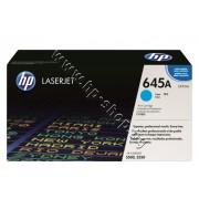 Тонер HP 645A за 5500/5550, Cyan (12K), p/n C9731A - Оригинален HP консуматив - тонер касета