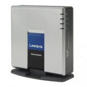 Unlocked LINKSYS SPA3000 VOIP PSTN Phone Adapter with FXS + FXO Port
