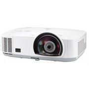 NEC Videoprojector NEC M260WS - Curta Distância / WXGA / 2600lm / LCD / Wi-fi via Dongle