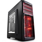 Carcasa desktop deepcool Kendomen (RD-DP-CCATX KDM5FBKRD)