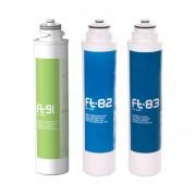 Puricom FT-LINE 3 víztisztító szűrőbetét készlet - ORIGINAL