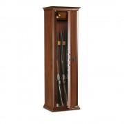 Dulap 7 arme,placat cu lemn,inchidere electronica,EHC/1500FTE,Technomax,1520x470x360mm