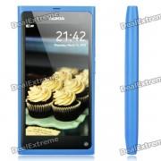 """""""Nokia N9 meego WCDMA telefono inteligente w / 3.9 """"""""pantalla capacitiva? wi-fi y GPS - azul (desbloqueado / 16 GB)"""""""