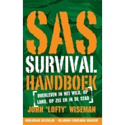 Survivalgids Het Grote SAS Survival Handboek - John Wiseman | Kosmos