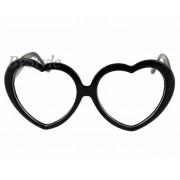 Okulary Serca - czarne