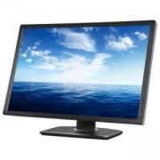 Монитор Dell U2412M, 24 Wide LED, IPS Panel, UltraSharp, 8ms, 2000000:1 DFC, 300 cd/m2, 1920x1200 HD, 5 USB, DVI, DisplayPort, U2412M-B_5Y
