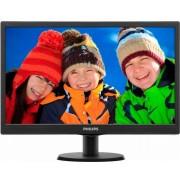 """PHILIPS_ 18.5"""" V-line 193V5LSB210 LED monitor"""