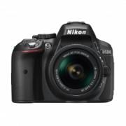 Nikon D5300 Kit AF-P 18-55mm VR, negru