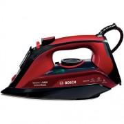 Fier de calcat cu aburi Bosch putere 3000 W Rosu/Negru TDA503001P GARANTIE 2 ANI