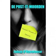 Bonnard & Brunello: De Post-It moorden - Johan D'Haveloose